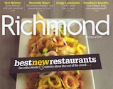 Richmond Magazine January 2012