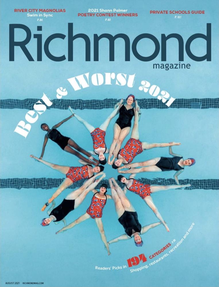 Richmond Magazine Best of 2021